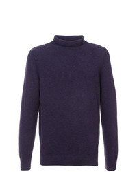 A.P.C. Funnel Neck Jumper