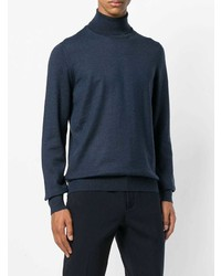 Fay Lightweight Turtleneck Sweater