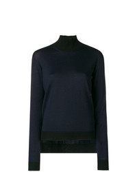 Golden Goose Deluxe Brand Ribbed Turtle Neck Jumper