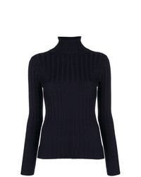 Aspesi Ribbed Turtleneck Sweater