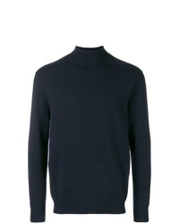 N.Peal Turtleneck Fitted Sweater