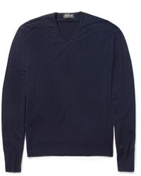 Bobby merino wool sweater medium 677537