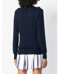 Barrie Romantic Timeless Cashmere V Neck Pullover