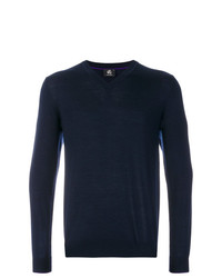 Ps By Paul Smith V Neck Jumper