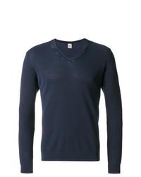 Eleventy V Neck Pullover