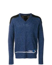 Prada V Neck Pullover
