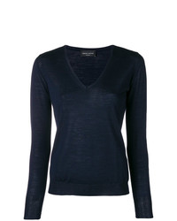 Roberto Collina V Neck Sweater
