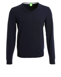 Hugo Boss Veeh Jumper Dark Blue
