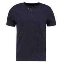 Sebet basic t shirt heather blue medium 4203383