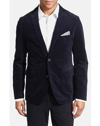 Hugo Boss Boss Morell Trim Fit Velvet Sport Coat