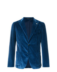 Tagliatore Giacca Velvet Jacket