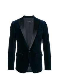 DSQUARED2 Peaked Lapel Suit Jacket