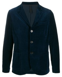 Harris Wharf London Ribbed Design Blazer