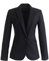 J.Crew Campbell Blazer In Pinstripe Super 120s Wool