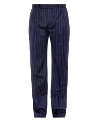 J.W.Anderson Double Pleat Pinstripe Wool Trousers