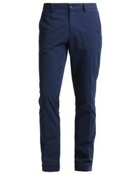 Sisley Suit Trousers Dark Blue