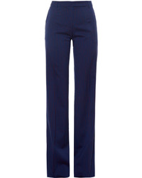 Altuzarra Tom Pinstriped Wide Leg Trousers