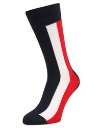 Tommy Hilfiger Iconic Global Socks Dark Blue