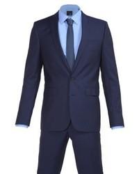 Sand Copenhagen Star Craig Suit Dark Blue
