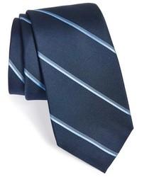 Calibrate Bayern Munchen Stripe Silk Tie