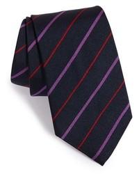 Gitman stripe silk tie medium 452998