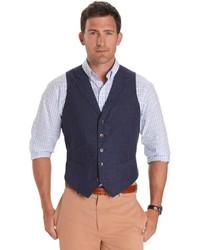 Brooks Brothers Linen Vest