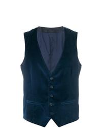 Weber + Weber Single Breasted Waistcoat