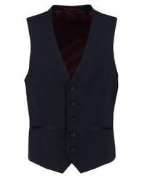 Suit waistcoat dark blue medium 4161588