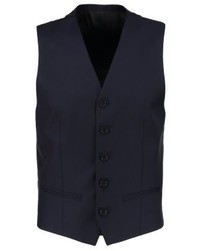 Suit waistcoat navy medium 4207450