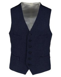 Suit waistcoat navyblack medium 4161579