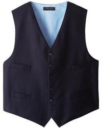 Tommy Hilfiger Hayes Navy Stripe Vest