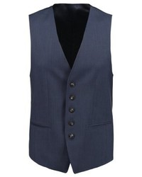 Tommy Hilfiger Webster Suit Waistcoat Blue
