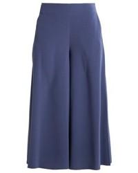 Topshop Mia Palazzo A Line Skirt Lightblue