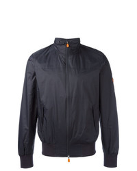 Save The Duck Hooded Zip Jacket