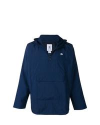adidas Lightweight Hooded Sports Jacket
