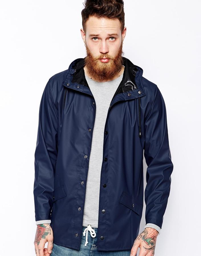 48e33d0a4 £100, Rains Short Waterproof Jacket