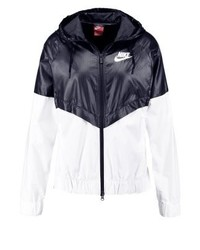 Nike Summer Jacket Blackwhite
