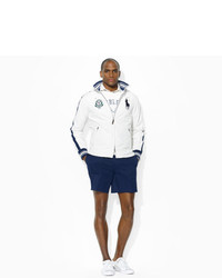 Ralph Lauren Wimbledon Hooded Windbreaker