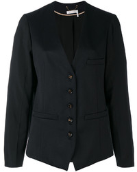 Chloé Collarless Blazer