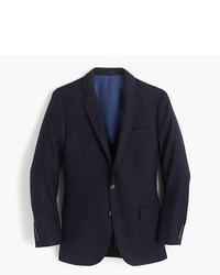 J.Crew Ludlow Legacy Blazer In American Wool