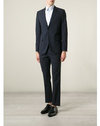 Theory New Tailor Blazer Blue