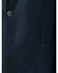Boglioli Woven Classic Blazer