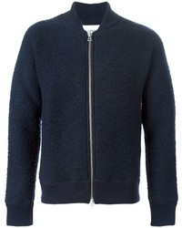 Our Legacy Knitted Bomber Jacket