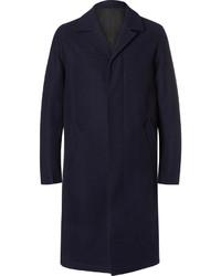 Ami Wool Felt Coat