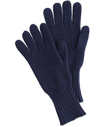 J.Crew Ribbed Gloves