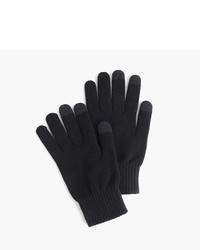 J.Crew Wool Blend Smartphone Gloves