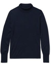 Joakim merino wool rollneck sweater medium 701087