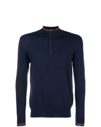 Etro Quarter Zip Sweater