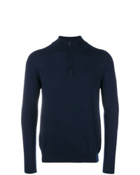 Pringle Of Scotland Zipped Neck Jumper