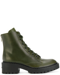 Kenzo Combat Boots